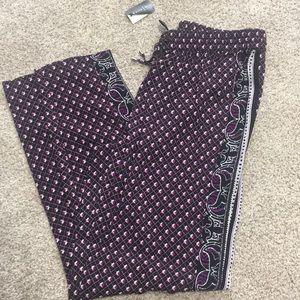 NWT WHBM Printed Drapey Pant